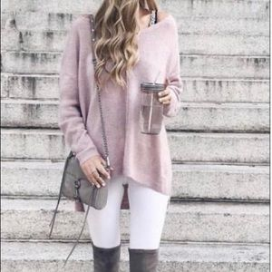 Fall/Winter White Straight Leg Soft Women's Jeans